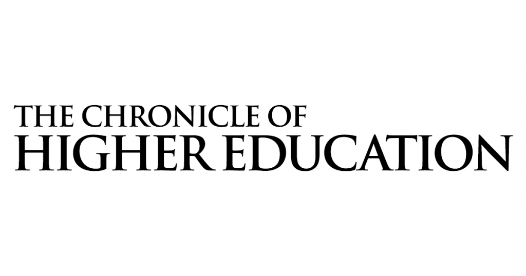 The Chronicle of Higher Ed